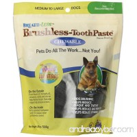 ARK Naturals PRODUCTS for PETS 326070 Breath-Less Chewable Brushless Toothpaste - B006H77JKY