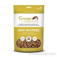 Crumps' Naturals MT-FD-105 Mini Trainers Freeze Dried Beef Liver (1 Pack)  105g/3.7 oz - B01M1VAH9F