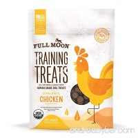 Full Moon Organic Human Grade Training Treats for Dogs - B06XHH5GPX