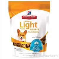 Hill's Science Diet Baked Light Biscuits with Real Chicken Small Dog Treats - B01MG5MAP5