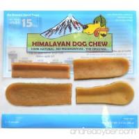 Himalayan Dog Chews 100% Natural Small 3.5 oz. 3-4 Piece - B00TCV064I