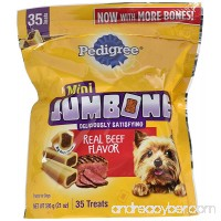 PEDIGREE JUMBONE Dog Treats - B01LNB6YVS