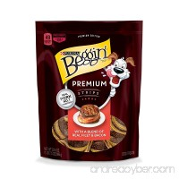 Purina Beggin' Black Label Real Pork Dog Snacks - B01MDP7JB3