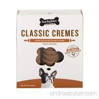 Three Dog Bakery Classic Cremes Baked Dog Treats - B009MI0C9U