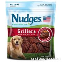 Tyson Pet Products Nudges Grillers Dog Treats  Steak - B0161PR3Z2