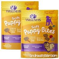 Wellness Puppy Bites Natural Grain Free Puppy Training Treats … - B073WDKSCM