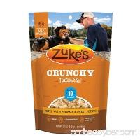 Zuke's Crunchy Naturals 10s Dog Treats - B075QDZJK1
