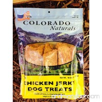 Chicken Jerky Dog Treats. Made in USA with 100% USDA chicken 1Lb - B00N53A67Q