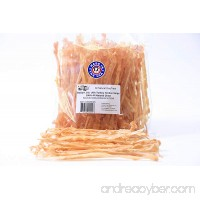 GoGo Turkey Tendon Strips Dog Chew Treats Sourced and Made in the USA - 1 Pound - B06W2GFPFK