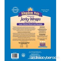 Kingdom Pets Chicken and Rawhide Jerky Wraps - B01LYJPN2H