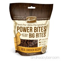 Merrick Power Bites - Big Bites Real Beef Recipe Dog Treat  6oz - B0719R8HKG