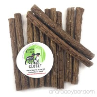 Sancho & Lola's Grain-Free Jerky Dog Treats - Savory  Small-Batch Limited-Ingredient Rewards for Pups- Choose Elk  Venison w/Beef Liver  Angus Beef  Chicken  Beef Burger Patties or Chewy Pork Heart  - B06ZZK6XV7