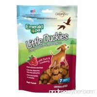 Smart n' Tasty Little Duckies and Cranberry Grain Free Natural Treats - B00MQTDQUO