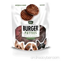 Vera Beef Burger Jerky Treats for Dogs  18 oz - B07D2WGT4D