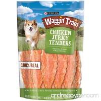 Waggin Train Chicken Jerky Dog Treats (Pack 1) - B00KSMSP7K