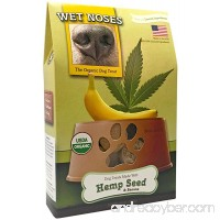 Wet Noses All Natural Dog Treats  Made in USA  100% USDA Certified Organic  Non-GMO Project Verified  Pumpkin  14 oz Box - B005P1PUOA