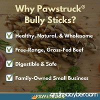 5 Braided Bully Sticks for Dogs - Natural Bulk Dog Dental Treats & Healthy Chews Chemical Free 5 inch Best Low Odor Pizzle Stix - B00KC9C2Q4