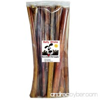 """Downtown Pet Supply 12"""" BULLY STICKS - Large Select Thick - Dog Chew Treats  Natural Beef Chews Makes Great Dental Dog Treats (12 inch) - B004MA04LY"""