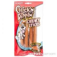 Sergeants Chick'N Dippin' Brown Rice & Chicken Chew Sticks BULK 24 Treats (6 Packs with 4 per pack) - B00D0AZ8K4
