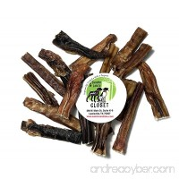 USA Bully Stick BITES for Dogs Rawhide-Free Grain-Free High-Protein Small Beef Pizzle Dog Chews Made in USA by Sancho & Lola's - B07DBVLZZQ