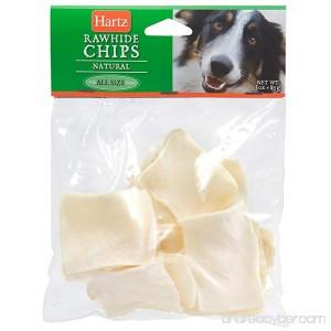Hartz 83297 3 Oz Dental™ Rawhide Chips - B0006G5KLC