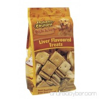 Munch & Crunch Liver Flavoured Treats 350g - B00JEYBA4S