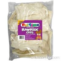 Natural Rawhide Chips 2 Lbs - B005N4MKEM