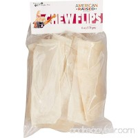 Pure & Simple Pet 6292 Rawhide Chew Flips 6 oz - B07CSZ4VV4