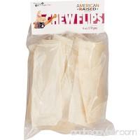 Pure & Simple Pet 6292 Rawhide Chew Flips 6 oz - B07CSZ4VV4