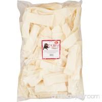 Pure & Simple Pet 6322 Rawhide Chew Flips  4 lb - B07CSZK69B