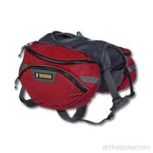 RUFFFWEAR Ruffwear - Palisades Multi-Day Backcountry Pack for Dogs - B005OTYE4K