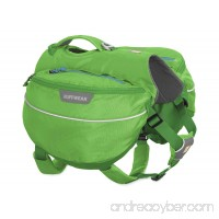 RUFFWEAR - Approach Full-Day Hiking Pack for Dogs  Meadow Green  Small - B01N10JLKA