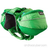 RUFFWEAR - Approach Full-Day Hiking Pack for Dogs  Meadow Green  X-Small - B01N10FGMG