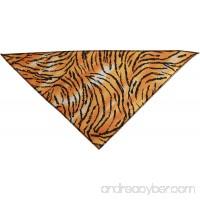 Mirage Pet Products 636-3 TIGSM Tiger Tie-On Print Bandana Small - B06VW14JYB
