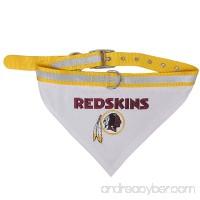 Pets First Washington Redskins Collar Bandana - B00YJKVG0A