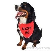 Ruff Ruff and Meow Doggie Bandana Adopt Me Red Large - B004P8JWP2