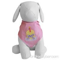 Tail Trends Happy Birthday Dog Bandana For Girls Boy Unisex Pets - 100% Cotton - B00OGNUTVW
