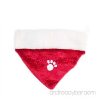 ZippyPaws Holiday Paw Bandana - Christmas Dog Accessory (3 Sizes) - B00MQ7UOUQ
