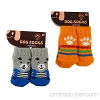 Pawliss Dog Shoes Socks Paw Protecters - B017EPA0D0