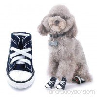 Scheppend Anti-Slip Dog Boots for Small Dogs Sport Shoes Fashion Pet Sneakers - B073WT1W6X
