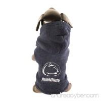 All Star Dogs NCAA Penn State Nittany Lions Polar Fleece Hooded Dog Jacket - B005EVDLSS