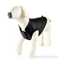 Petacc Dog Winter Coat Warm Dog Vest Sweaters - B01LYFVLW9