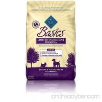 Blue Buffalo Basics Limited Ingredient Diet Natural Senior Dry Dog Food - B008D5JO2O