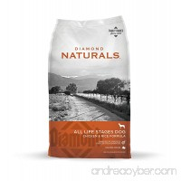 Diamond Naturals All Life Stages Real Meat Recipe Natural Dry Dog Food with Real Cage Free Chicken 40lb - B000OCQ6DY