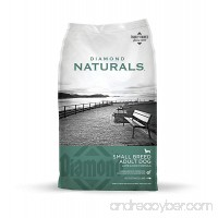 Diamond Naturals Small Breed Adult Real Meat Recipe Natural Dry Dog Food with Real Pasture Raised Lamb - B000OH73LS