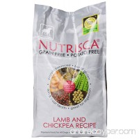 Dogswell Nutrisca Dog Food Lamb and Chickpea 4-Pound Package - B004B9EQKQ