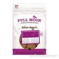Full Moon All Natural Human Grade Chicken Nugget Dog Treats - B01CA7SZVQ
