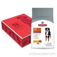 Hill's Science Diet Large Breed Dry Dog Food - B004CQZQQG