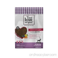 I and Love and You Nude Food  Natural Grain Free Dog Food - B0092F0CAM