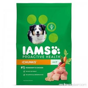 Iams PROACTIVE HEALTH Chunks Adult Dry Dog Food - Chicken - B00BD76JWC